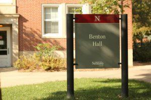 benton sign